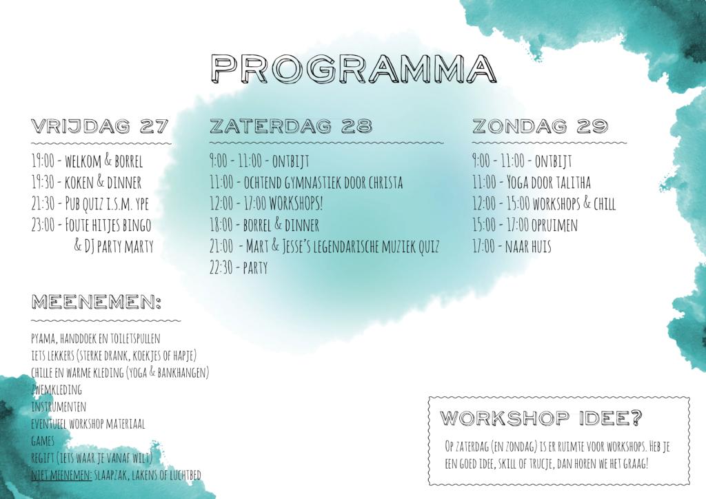 programma Date to decade festival