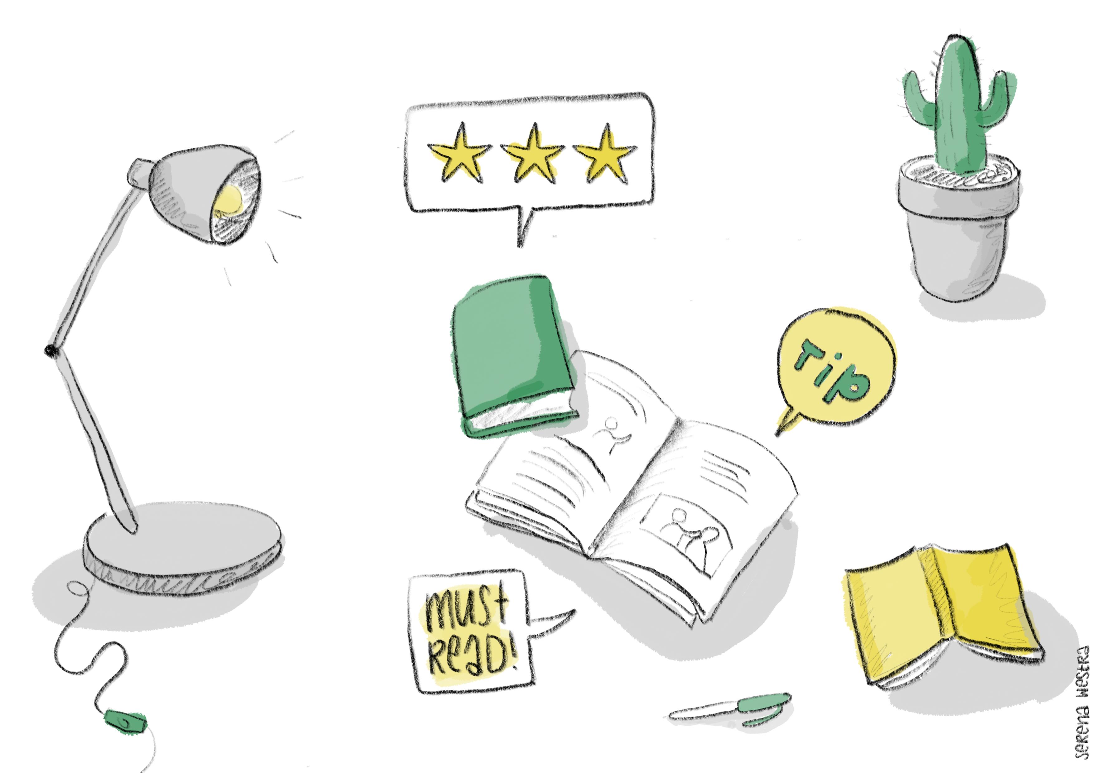 boekentips visueel denken